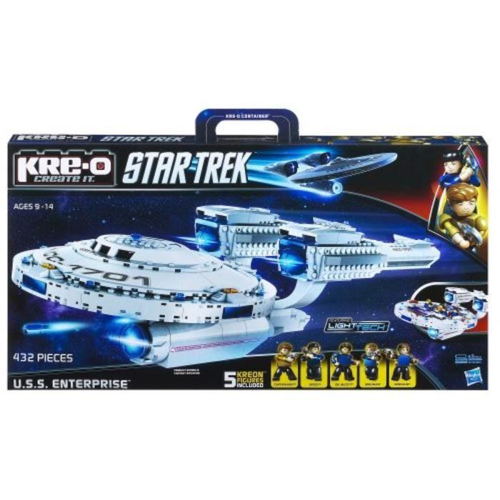 Jeu D'Assemblage Z2C1J Star Trek USS Enterprise Construction Set (A3137
