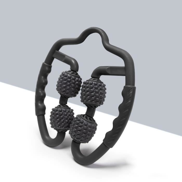 Rouleau de mousse à 4 points bâton de Massage masseur musculaire pression Fitness outil d'épaule - Modèle: YDYG53LB - HSJSZHA10574
