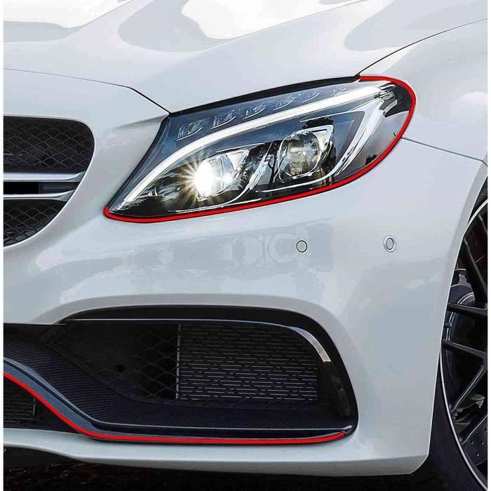 Films Devil Eye® pour projecteur de Finest-Folia Stripe pour CLA C117 AMG 250, 200, 180