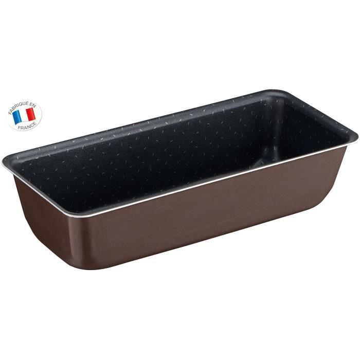 TEFAL B3003302 - Sauteuse avec couvercle - Ø 26 cm - Brownie - Gaz