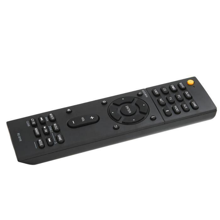 EJ.life Télécommande pour Onkyo RC‑911R Télécommande Convient pour Onkyo TX‑NR578 TX‑DS787 TX‑NR777 TX‑NR686