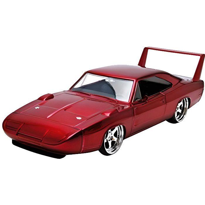 Jada Toys - 97060r - Dodge - Charger Daytona - Fast And Furious 7 - Échelle 1/24