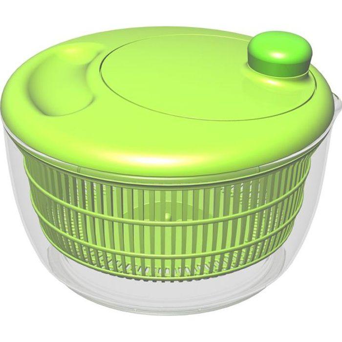MOULINEX Essoreuse à salade M8000302 vert et transparent