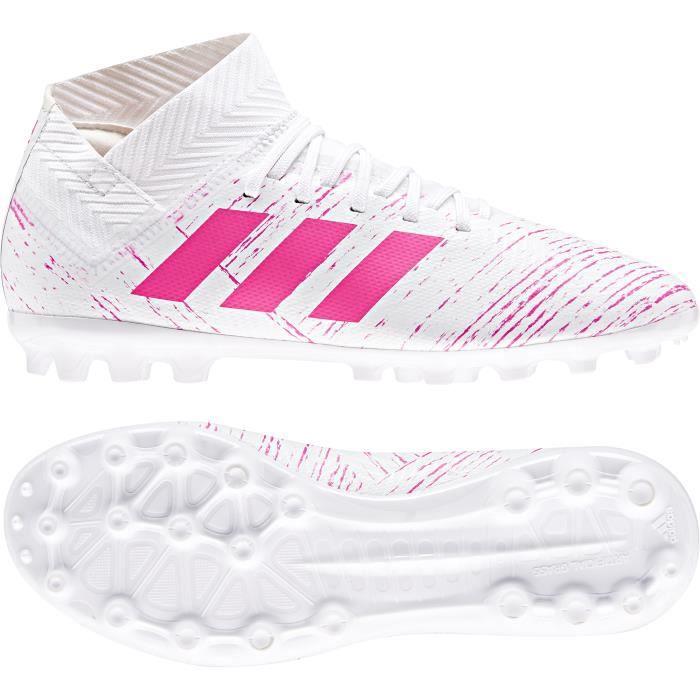 Chaussures de football junior adidas Nemeziz 18.3 Artificial AG