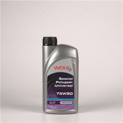 Bidon 1 litre d'huile 75W90 Wolf POLYGEAR75W901…