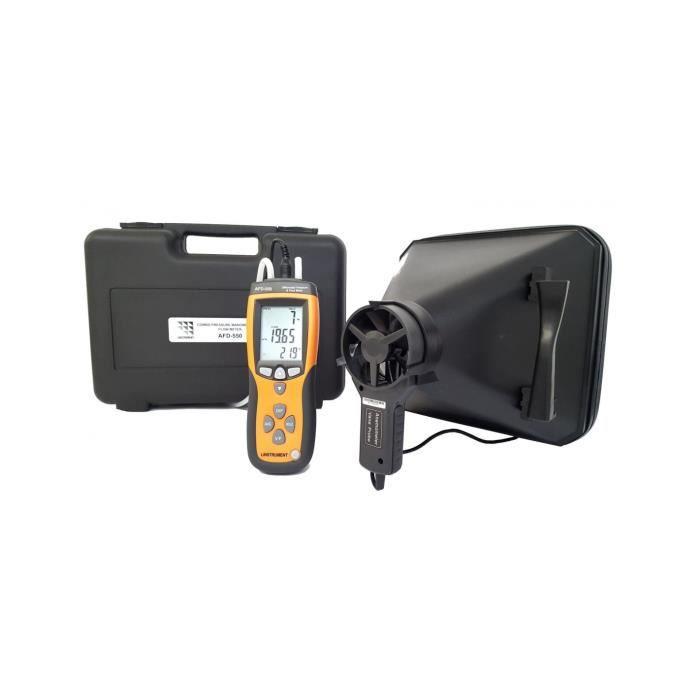 VMC - ACCESSOIRES VMC Kit de mesure vmc