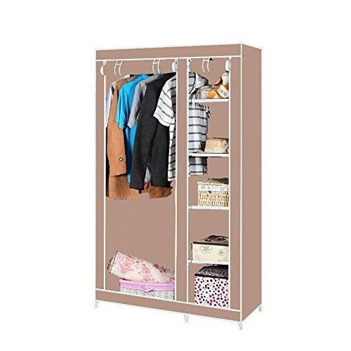 armoire etagere dressing en tissus pour vetements. Black Bedroom Furniture Sets. Home Design Ideas