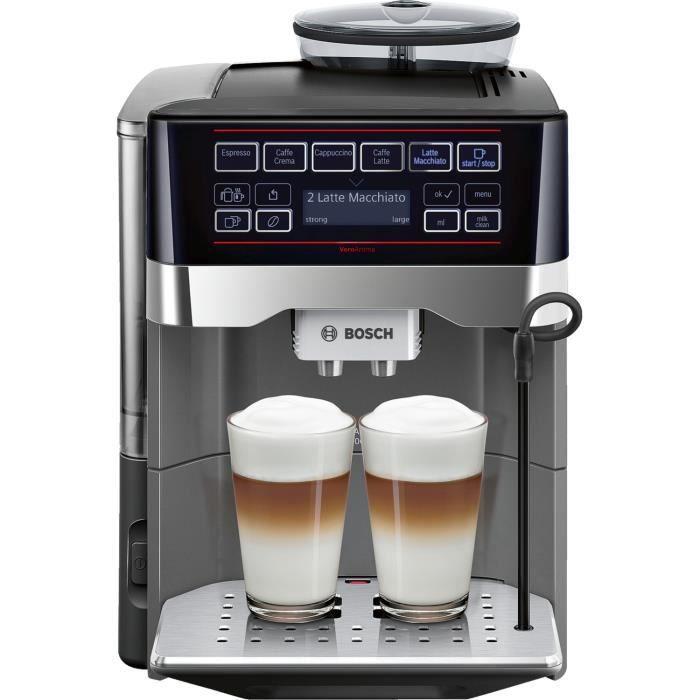 MACHINE À CAFÉ Machine à café et expresso automatique BOSCH TES60