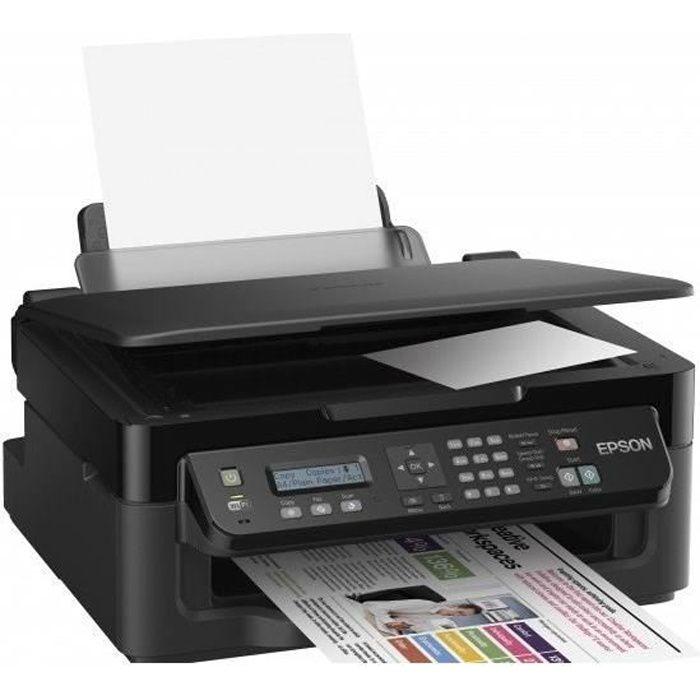 IMPRIMANTE EPSON Imprimante Multifonction 4-en-1 - Couleur -