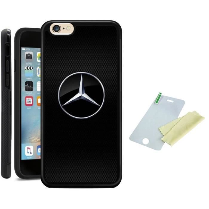 coque iphone 7 mercedes