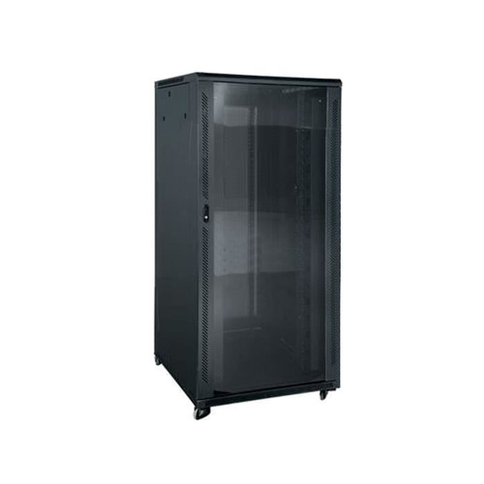 rack baie de brassage 19 profondeur 600mm capacit 33u. Black Bedroom Furniture Sets. Home Design Ideas