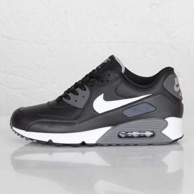 air max 90 essential noir blanc gris