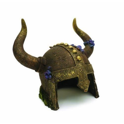 Rosewood d coration pour cave d 39 aquarium casque viking for Decoration pour aquarium d eau douce