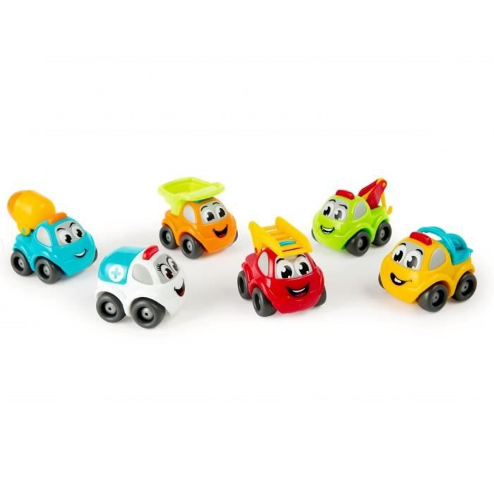 Smoby Vroom Planet Mini Bolide A Themes