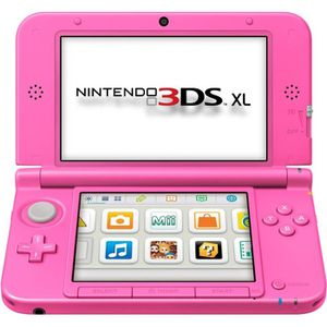 CONSOLE 3DS Console 3DS XL Rose