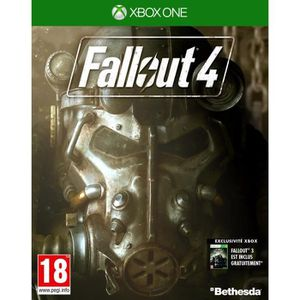 JEUX XBOX ONE Fallout 4 Jeu Xbox One