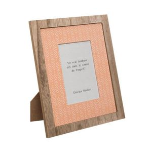 CADRE PHOTO Atmosphera - Cadre photo 10 x 15 cm blush living S