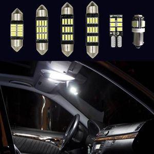 Pour Golf5 Mk5 Gti 2006-2009 LED Lampe Ampoules Blanc Wedge Int/érieur De Voiture Lumi/ère D/ôme Feux De Plaque Dimmatriculation Canbus Anti Erreur 12V Pas De Polarit/é Con/çu 9 Pi/èce