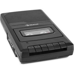 BALADEUR CD - CASSETTE auna RQ-132 Lecteur cassette portable dictaphone e