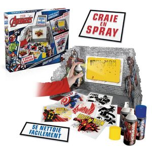 JEU DE MODE - COUTURE - STYLISME AVENGERS Graff' Art Studio