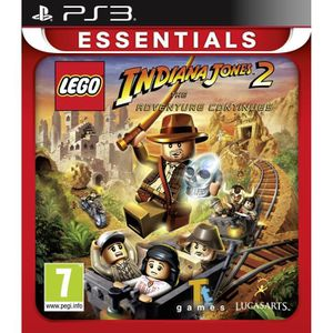 JEU PS3 Lego Indiana Jones 2 - The Adventures Continues...