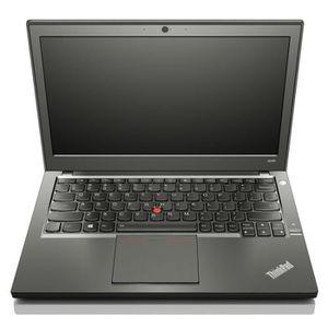 Top achat PC Portable Lenovo ThinkPad X240 4Go 320Go pas cher