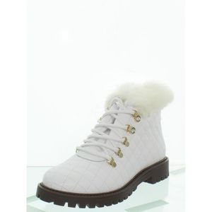 BASKET Bottines Guess ref_guess43717 White
