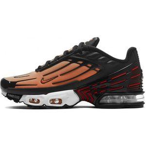 Nike tn noir orange - Cdiscount