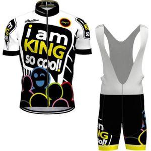 XY1109 cyclisme vélo manche courte vêtements hommes costume