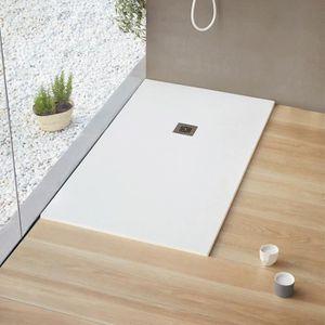RECEVEUR DE DOUCHE Receveur de douche LOGIC - 120 x 80 cm Blanc