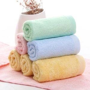 SERVIETTES DE BAIN Lot de 3 Serviettes de toilette pour bébé Enfant S