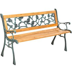 banc de jardin achat vente pas cher cdiscount. Black Bedroom Furniture Sets. Home Design Ideas