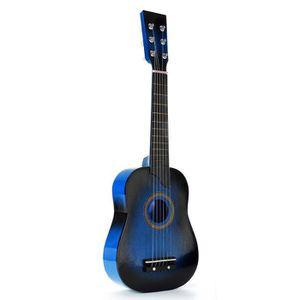 3 en 1 Guitare Cha/îne Nettoyant Pour Cordes Dinstruments Nettoyage Cadeau Outil Rouge