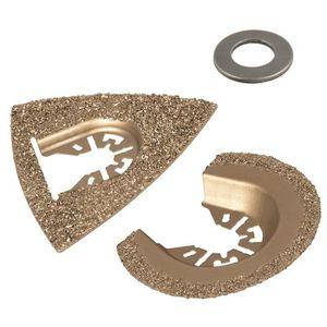ACCESSOIRE MACHINE WOLFCRAFT Kit d'accessoires carrelage et pierre po