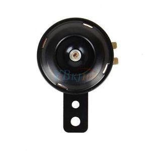 KKmoon dual tone 105db universal air horns mini avec 71mm super fort klaxon v/élo /électrique /étanche m/étal