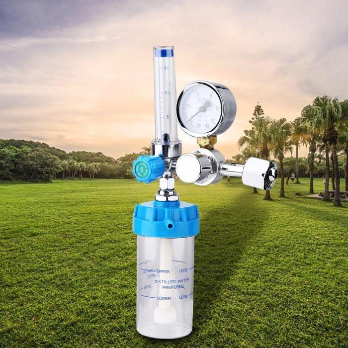 Type de bouée Inhalateur Oxygène Compteur Médical Régulateur Pression Vanne YH.YX11A -CER