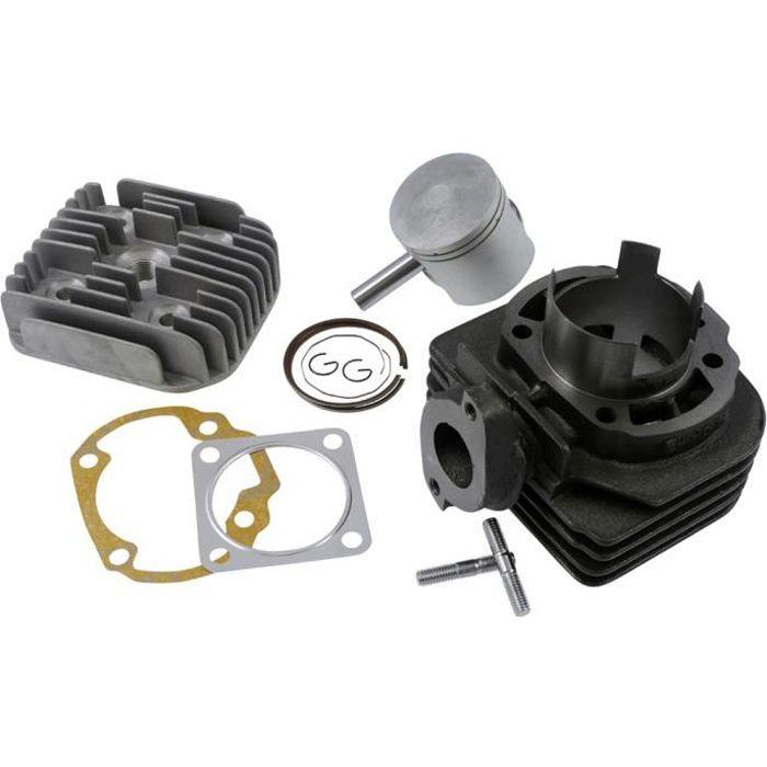 Kit cylindre 70cc 2EXTREME Sport pour TGB Bullet 50cc, Delivery, F409, Hook, Laser, Meteorit, R50X, Sky 1, 2