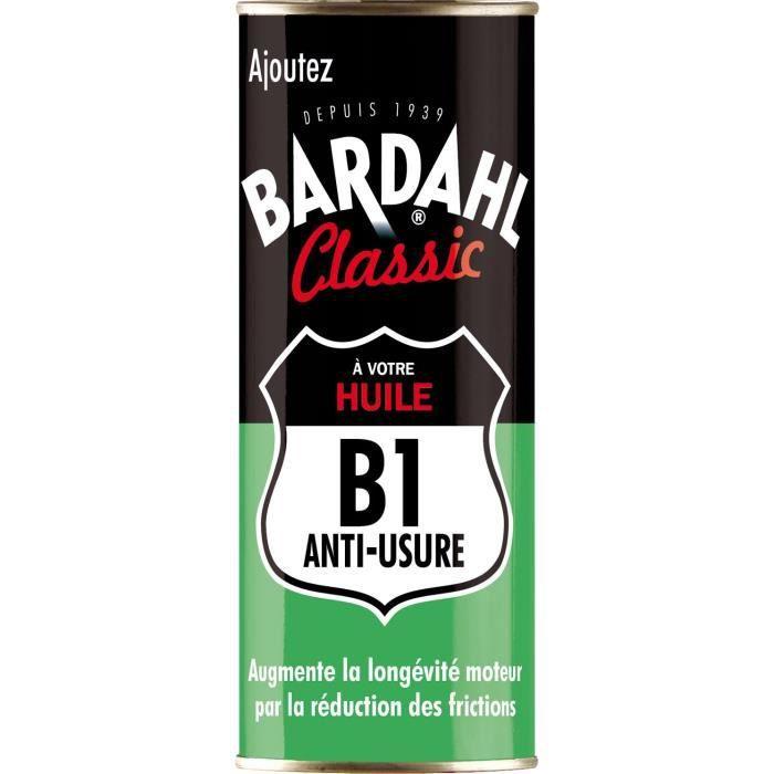 BARDAHL Traitement huile B1 - Protection moteur - 400 ml
