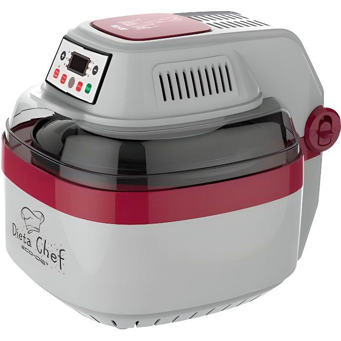 ECO-DE® ECO-400 Robot de cuisine -DIETA CHEF-