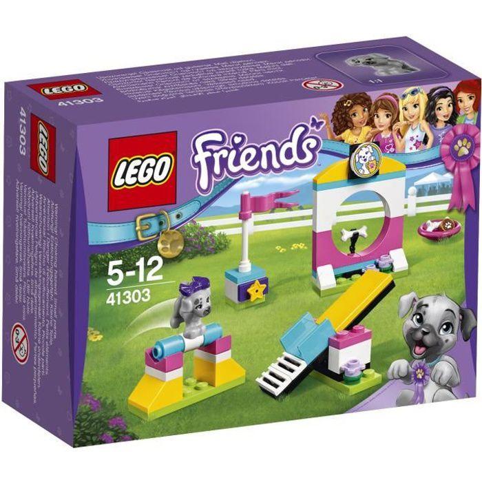 LEGO® Friends 41303 L'Aire de Jeux des Chiots