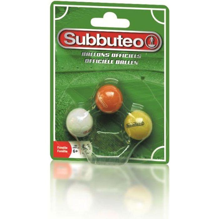Subbuteo -Boite Ballons
