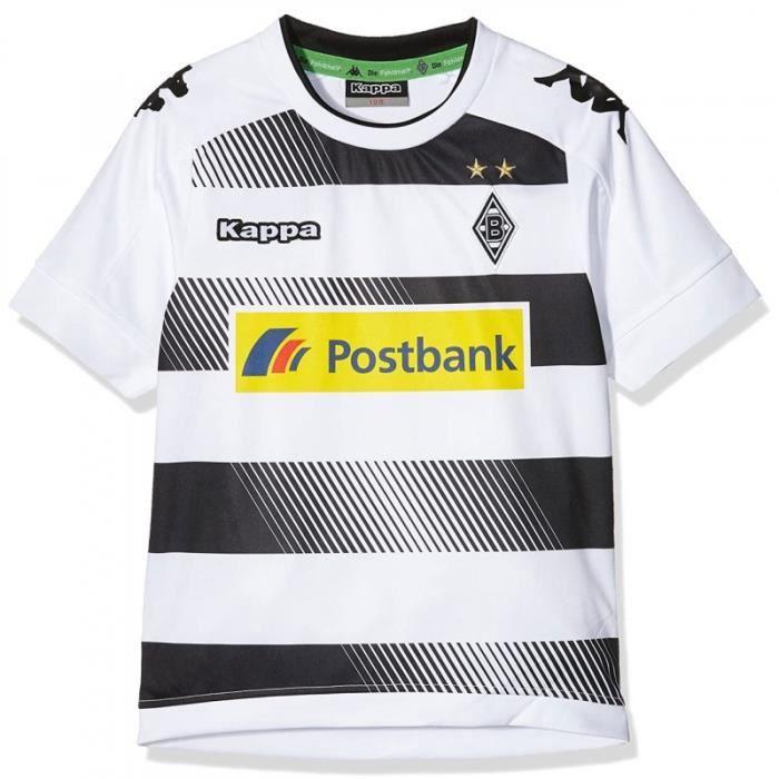 Borussia Mönchengladbach Maillot domicile enfant Kappa 2016/17