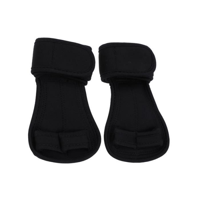 Une paire de gants de traction antidérapants Gants d'entraînement pour Gym PACK PRODUITS DE FITNESS - PACK PRODUITS MUSCULATION