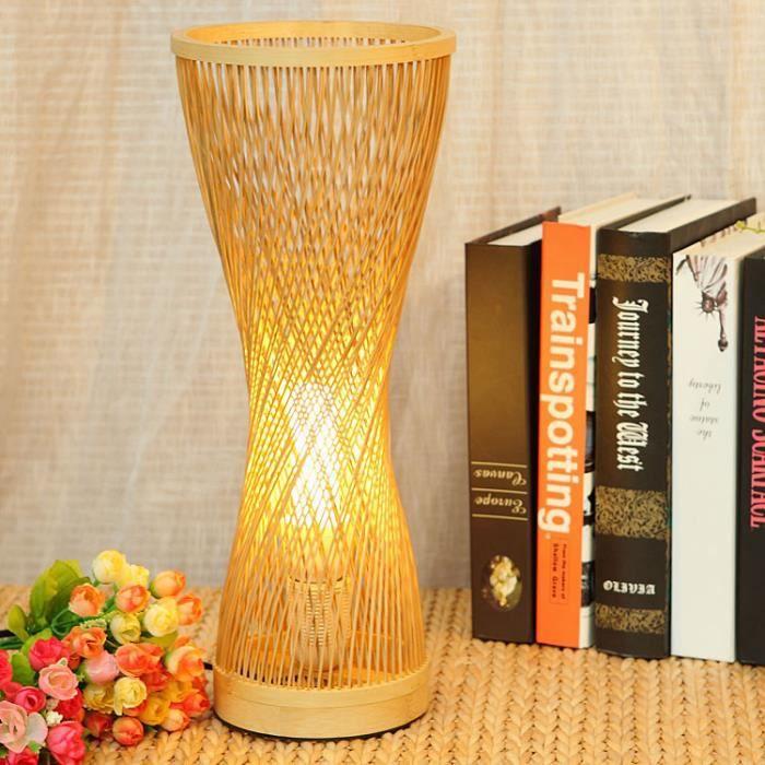 Creative Bois Tatami De Style Japonais Lampe Ikea