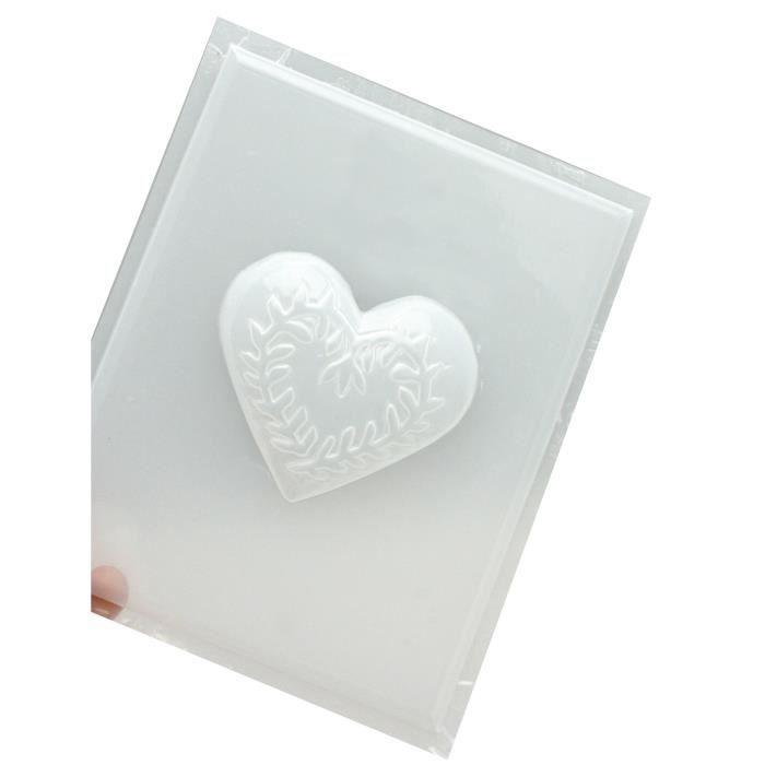 Coeur DTM Moule pour savon