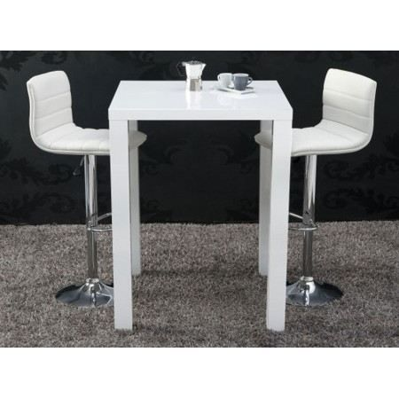 table de bar betty blanc laqu achat vente mange debout table de bar betty blanc laqu. Black Bedroom Furniture Sets. Home Design Ideas
