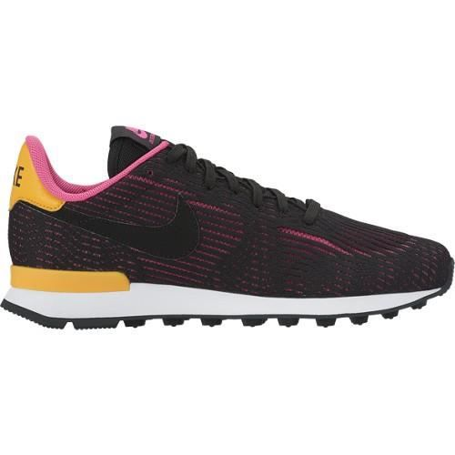 Basket NIKE INTERNATIONALIST - Age - ADULTE, Couleur - NOIR, Genre - FEMININ