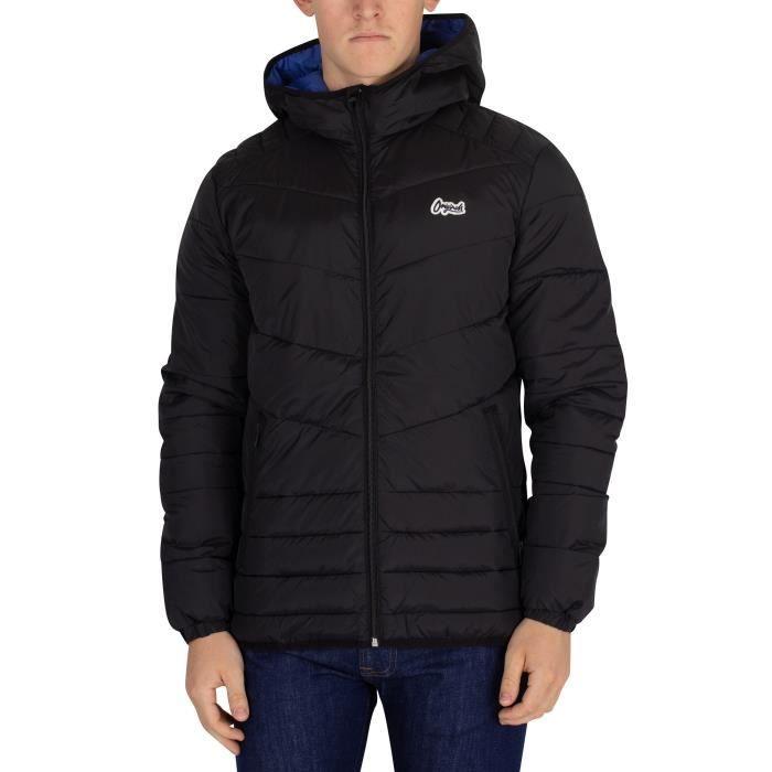 DOUDOUNE Jack & Jones Homme Bend Light Puffer Jacket, Noir