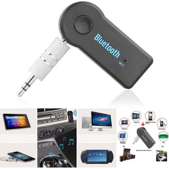 ADAPTATEUR BLUETOOTH  3,5 mm musique récepteur Bluetooth Audio adapteur