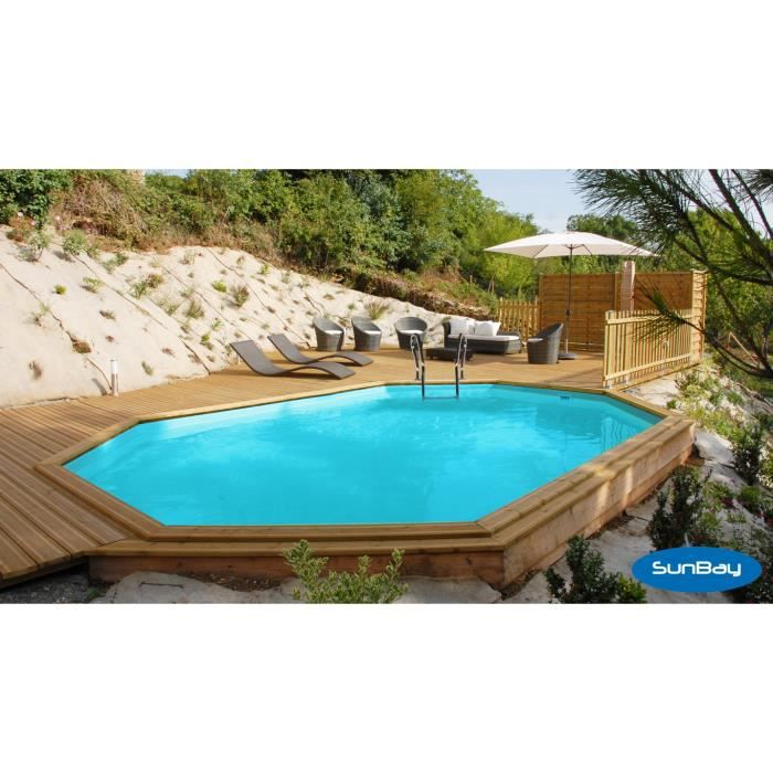 piscine bois semi enterre pas cher piscine semi enterre bois prix france kit piscine en bois. Black Bedroom Furniture Sets. Home Design Ideas